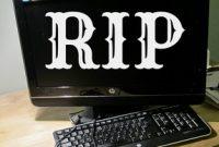 ,cara mengatasi komputer tiba tiba mati
