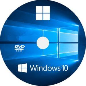 cara install windows 10 dengan dvd