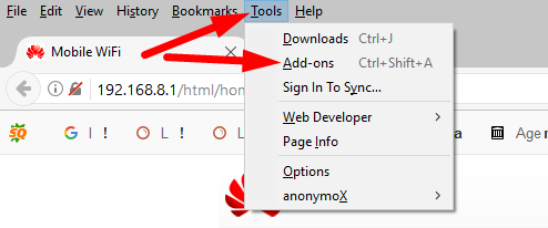 Cara Menghilangkan Internet Positif Di Chrome