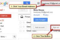 Cara Keluar Dari Gmail Di Komputer