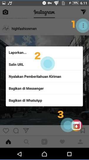 Cara Menyimpan Video Di Instagram Dengan Menggunakan Aplikasi