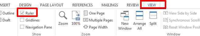 cara membuat halaman di word 2013