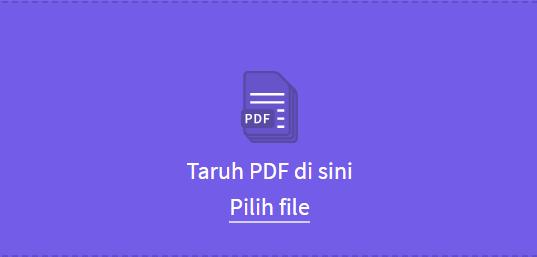 Menggabungkan File PDF dengan SmallPDF
