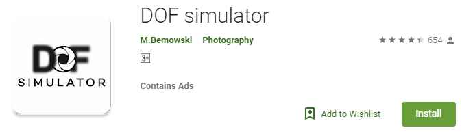 DOF Simulator
