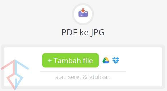 konversi pdf ke jpg dengan pdfcandy