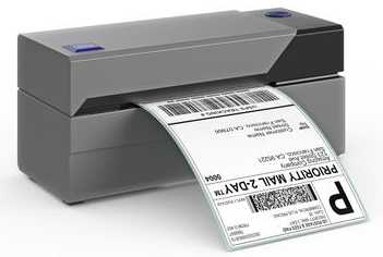 printer label