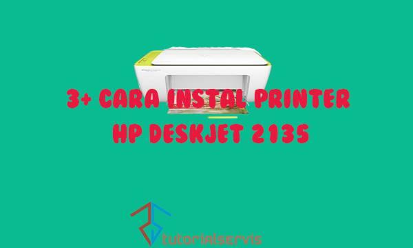 instal printer hp 2135